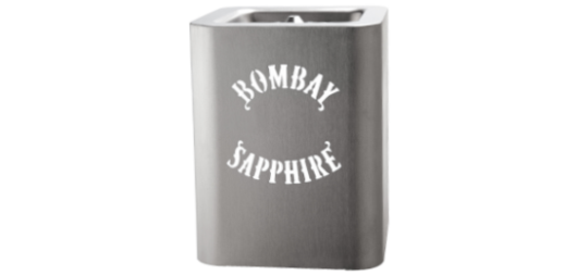 Cobranding Thrill International e Bombay Sapphire
