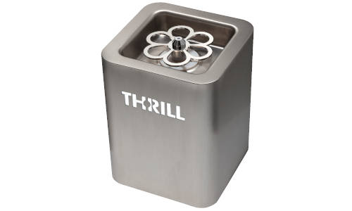 Steel Thrill Vortex F1 Pro Original glass chiller